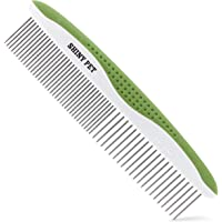 Dog Comb for Removes Tangles and Knots - Cat Comb for Removing Matted Fur - Grooming Tool…