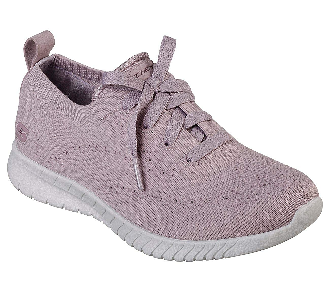 Purple Skechers Women's Wave-Lite Fashion Sneakers