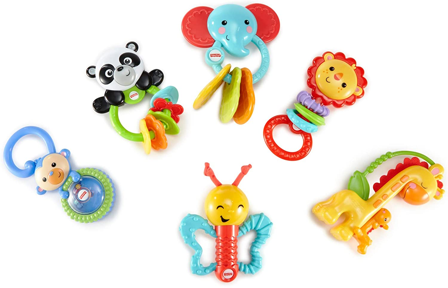 Fisher-Price Playful Pals Gift Set FBH62