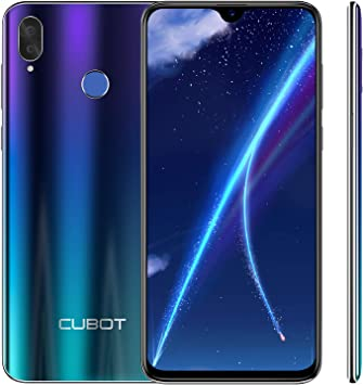 CUBOT R15 2019 Android 9.0 Smartphone Libre 3G 6.26