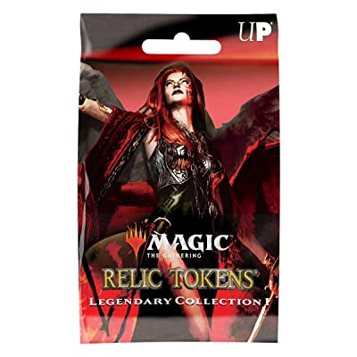 Ultra Pro E-86955 Magic The Gathering-Legendary Collection 1-Relic Tokens, Multi: Toys & Games