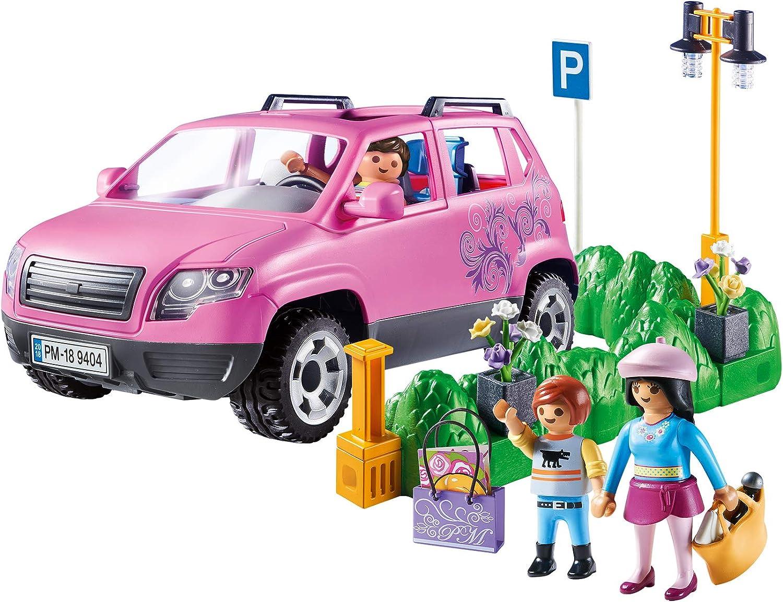 Playmobil Coche Familiar con Parking Juguete geobra Brandst/ätter 9404