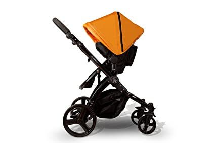 Elle Baby Deluxe Travel System, Orange