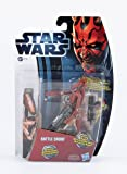 Star Wars Movie Heroes - RED Battle Droid MH04