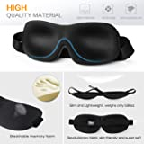 MOSPRO 3D Sleep Eye Mask Cover - Ideal Gift for