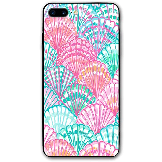 best website 30ba8 2fb4a Amazon.com: iPhone 7/8 Plus Case Lilly Pulitzer Oh Shello Printed ...