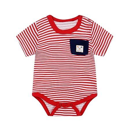 Zehui bebé Unisex recién Nacido Suave algodón Traje Ropa ...
