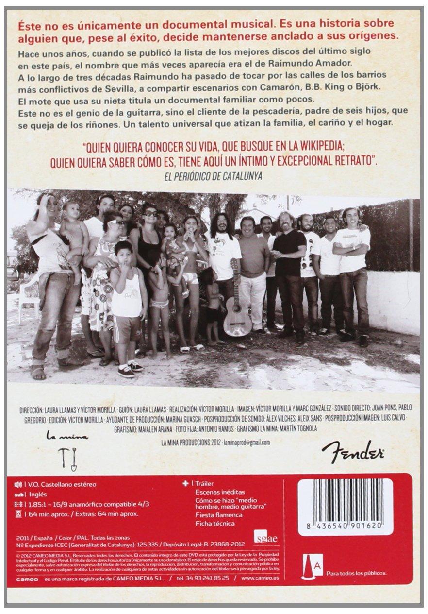 Papagordo. En Casa De Raimundo Amador [DVD]: Amazon.es: Raimundo ...