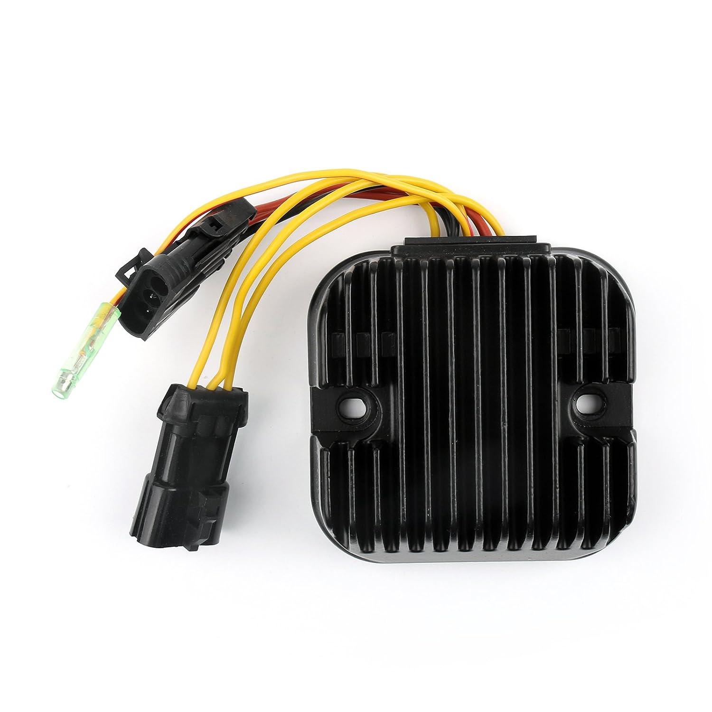 Artudatch R/égulateur de tension pour moto Polaris 4011925 4012384 4011569 Ranger Sportsman