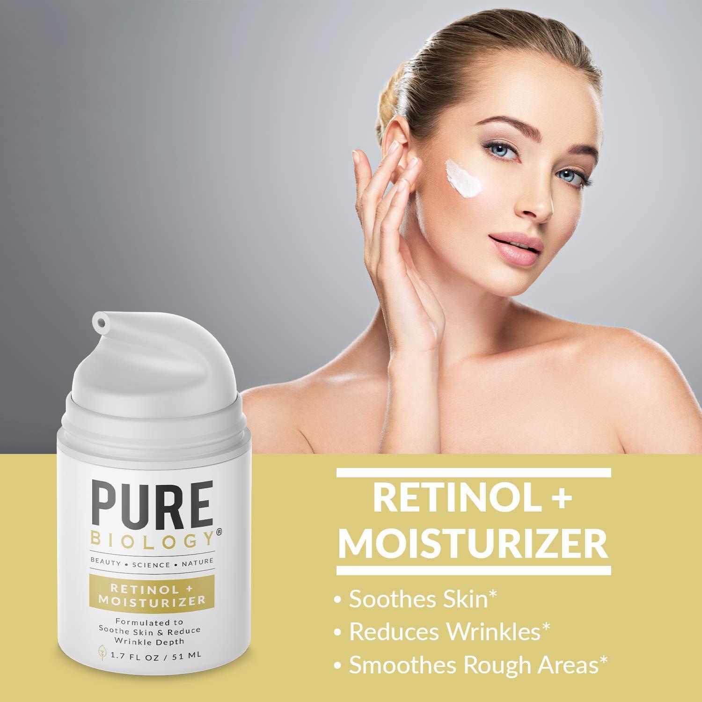 Amazon.com: Retinol hidratante premium.: Beauty