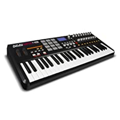 Akai Professional MPK49 49-Key USB MIDI Keyboard Controller with MPC Pads