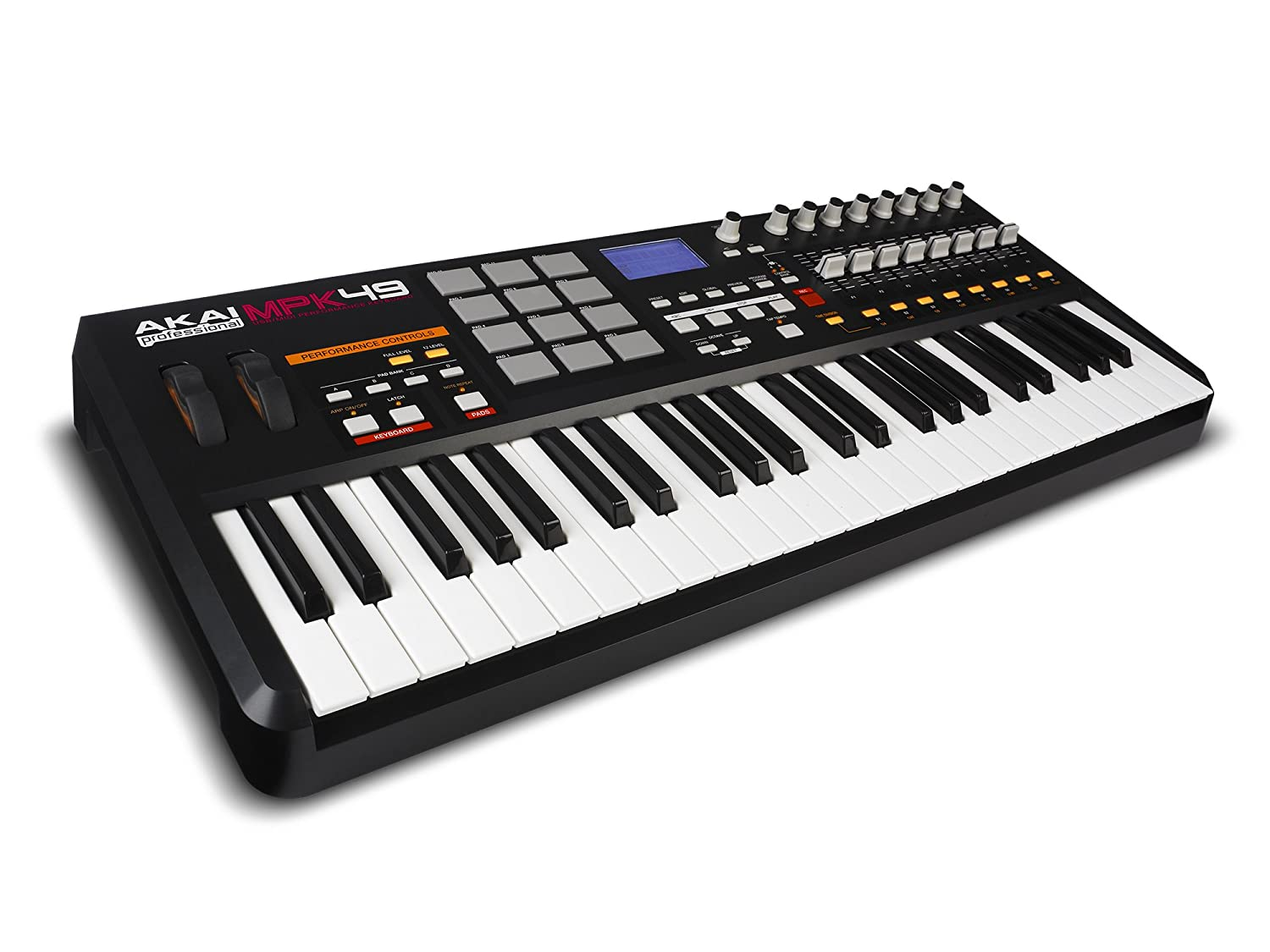 What to Get your Dad for Christmas- Keyboard Controller with MPC Pads