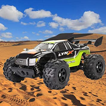 Voberry RC Car Remote Control Car Electric Racing Car Off Road 1:20 Scale Desert