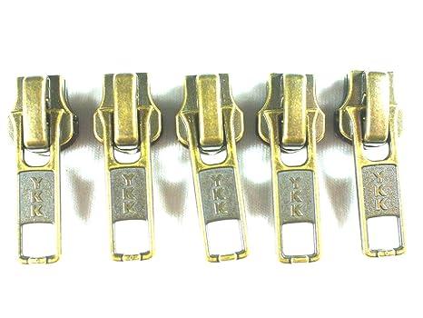 Cremallera Slider Kit de reparación para bobina Slider 5 deslizadores/Unidades
