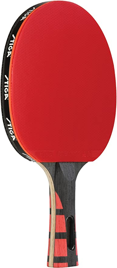 STIGA Evolution Table Tennis Racket by Stiga: Amazon.es: Juguetes ...
