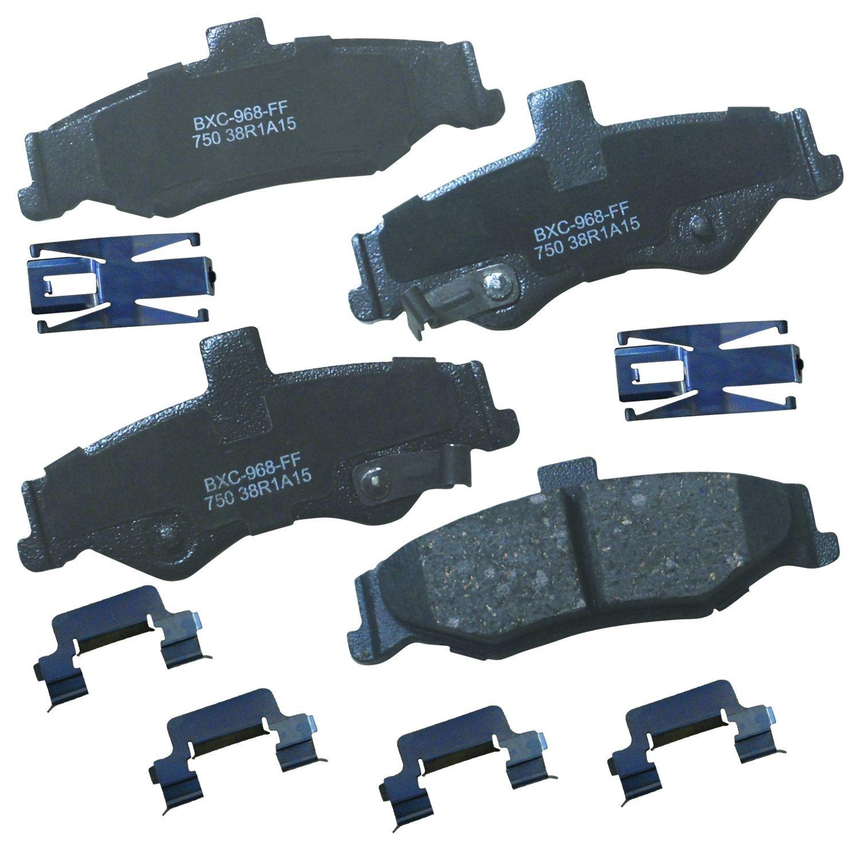Stop By Bendix SBC750 Brake Pads