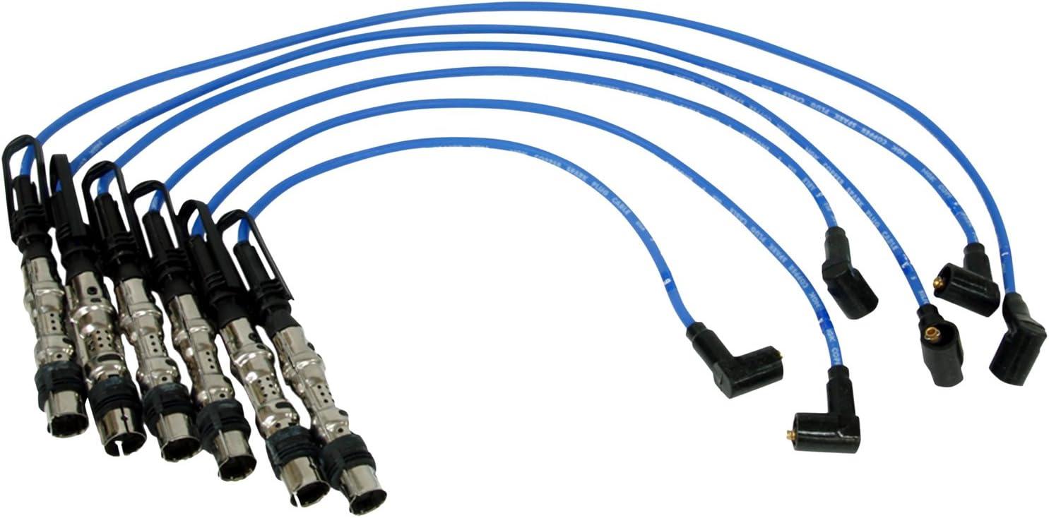6 pcs NGK Iridium IX Plug Spark Plugs 2002 Volkswagen Jetta 2.8L V6 AFP Kit