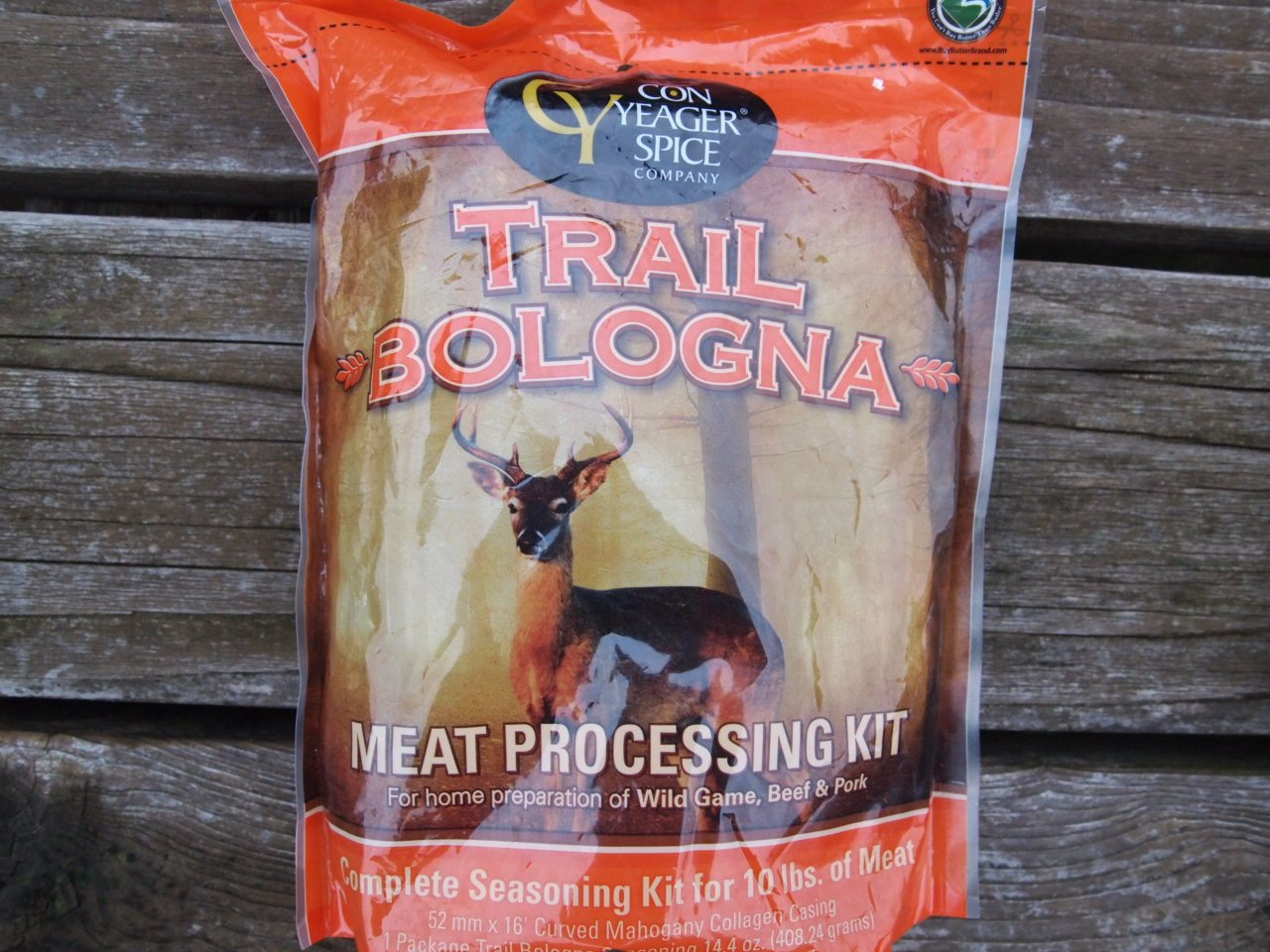 NATURAL BOLOGNA  seasoning  7.1 oz for 10 lb meat