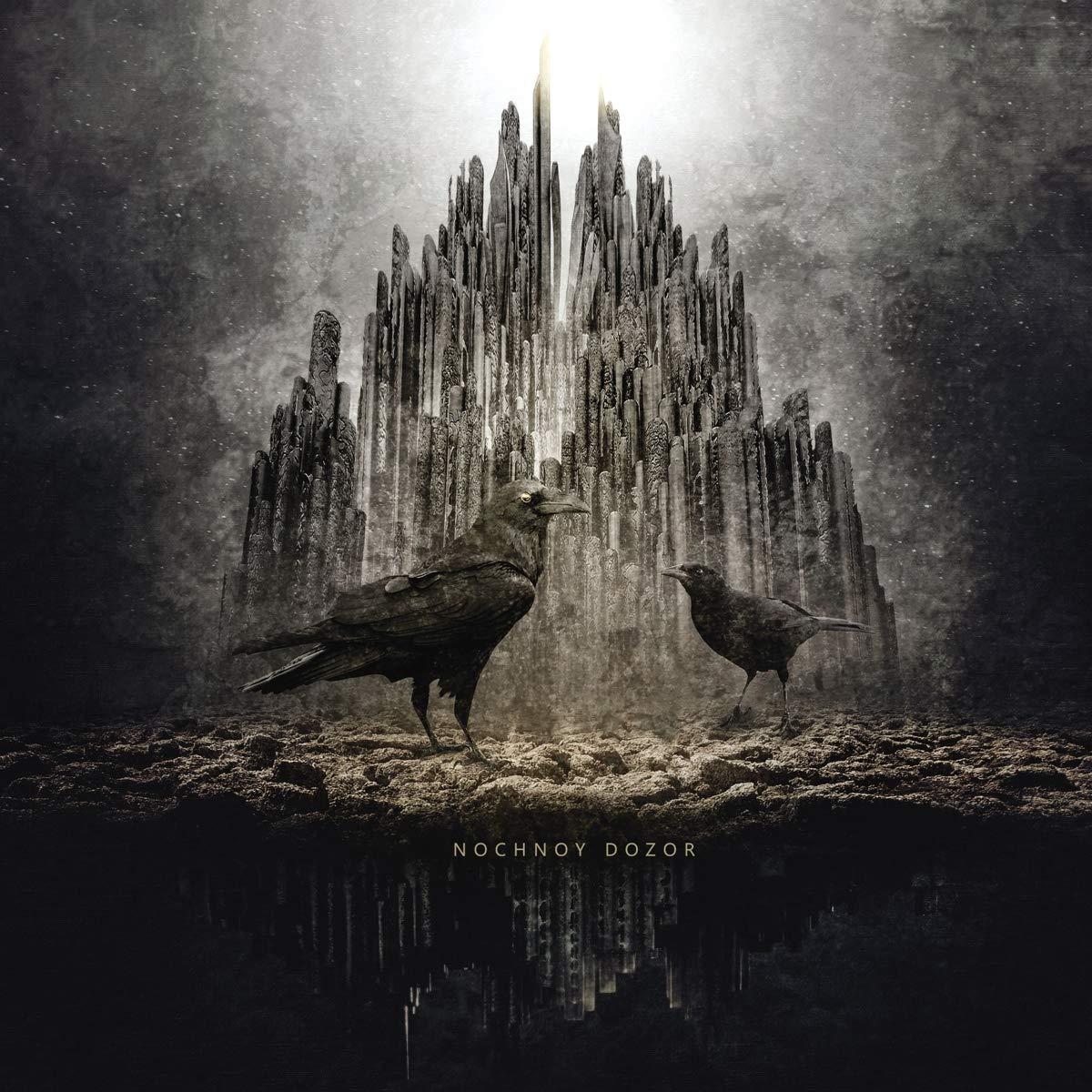 Vinilo : Nochnoy Dozor - Nochnoy Dozor (Black, Limited Edition)