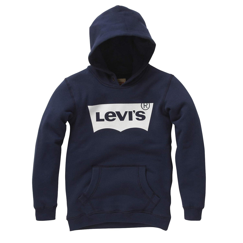 Levis N91503A Sweater - Sudadera con capucha para niños: Amazon.es: Ropa y accesorios