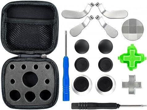 Kit de accesorios para joystick de PS4 / Xbox – fundas para ...