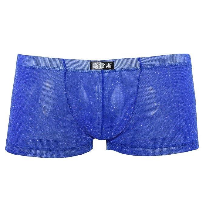 Calzoncillos Hombre,Winwintom Hombre Ropa Interior Underwear,Calzoncillos para Hombres Slips De AlgodóN De