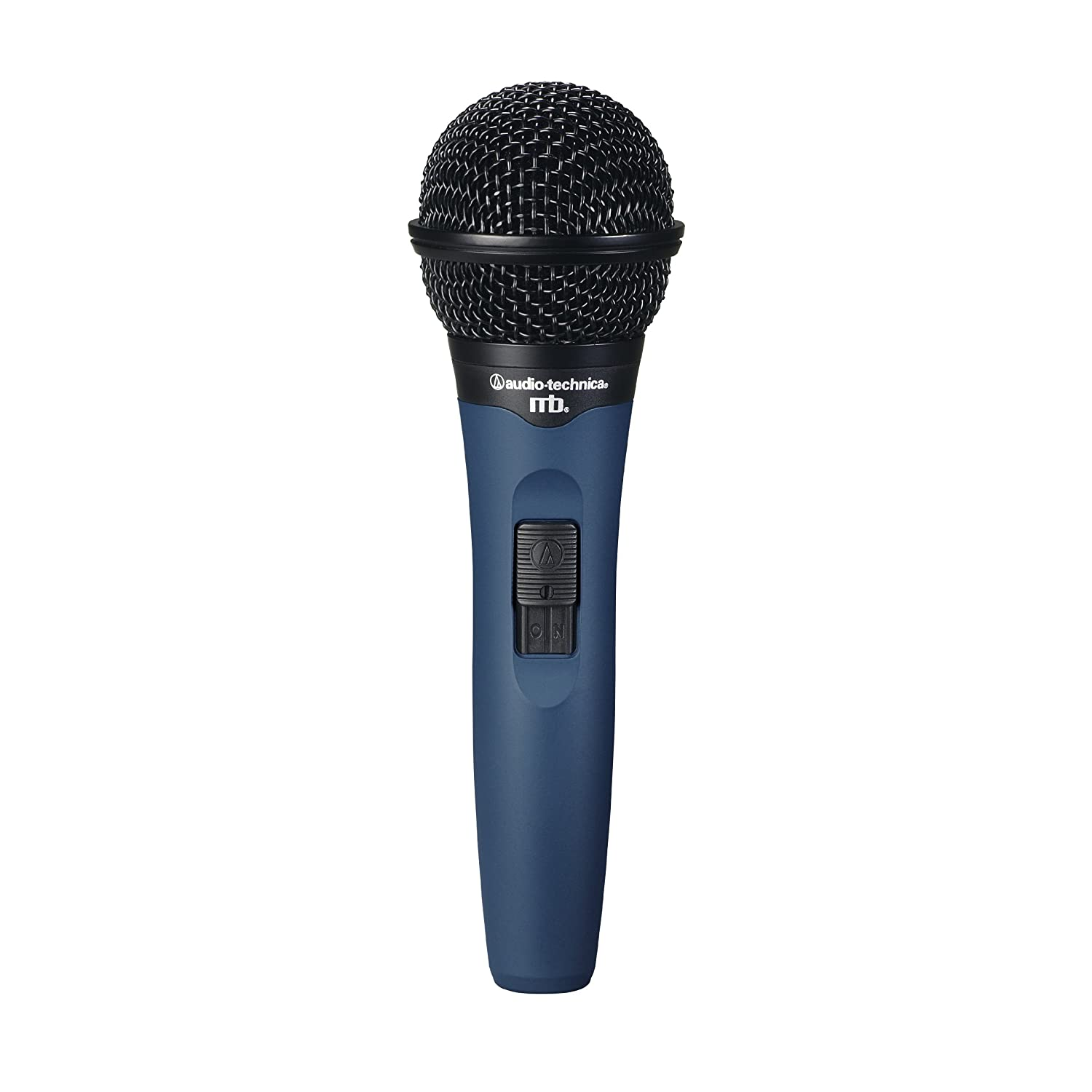 Audio-Technica MB1k Stage/performance microphone Blue - Microphones (Stage/performance microphone, 53 dB, 80-12000 Hz, 600 Ω, 337 g, Blue) 600 Ω