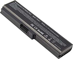ARyee PA3817U-1BRS Laptop Battery for Toshiba Satellite C655 C675 C675D L645 L645D L655 L655D L675 L675D L745 L755 L755D P745 P755 P775 M645 A660 A655 PA3817U Series Battery