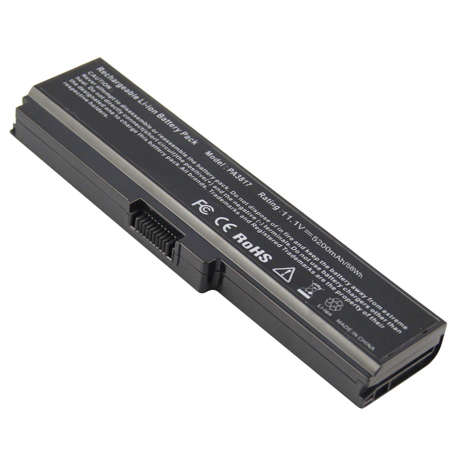 Bateria Para Toshiba Pa3817-1brs Pa3818u-1brs Pabas227 Pabas228 Toshiba Dynabook Cx / Ex / Mx Series T351 / T451/ T551 6