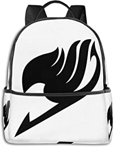 Fairy Tail Guild Symbol Illustration - Fairy Tail Pullover Hoodie -£¨3£ Student School Bag School Cycling Leisure Travel Camping Outdoor Backpack