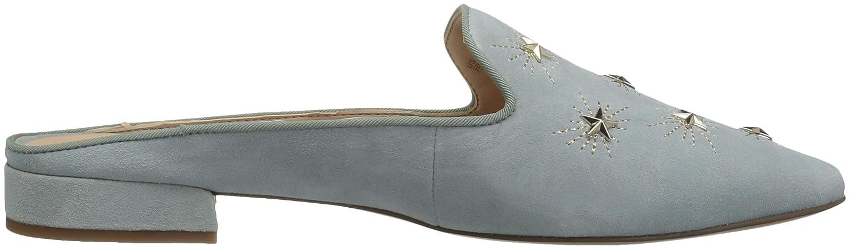 Franco Sarto Frauen Blau Flache Sandalen Blau Frauen ac1d38