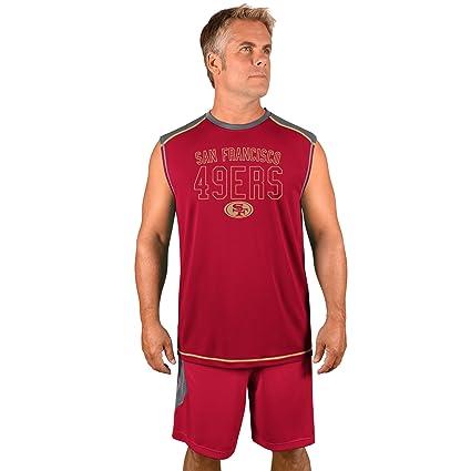 new product 69724 7f827 Amazon.com : Profile Big & Tall NFL San Francisco 49ers ...