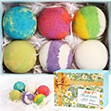 Bath Bombs Gift Sets-6 Exclusive Floating