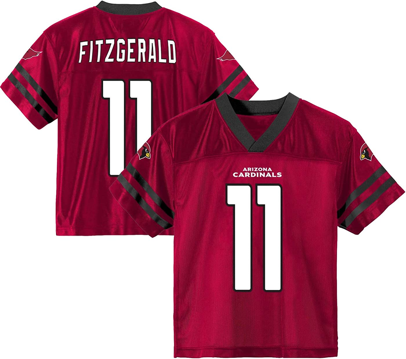 Outerstuff Larry Fitzgerald Arizona Cardinals Red Youth 8-20 Player Home Jersey