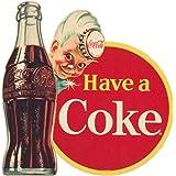 57x90 CM Sticker Coca-Cola 102 Bottle
