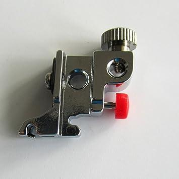 Bajo filo prensatelas pie soporte para máquina de coser Elna Janome # 804509000 # js-