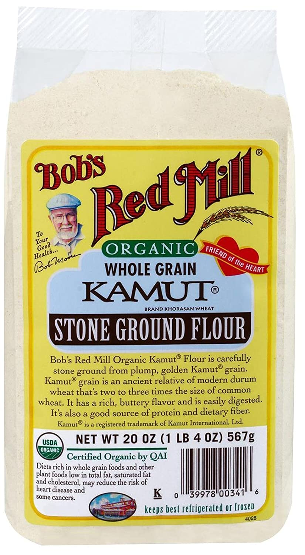 De Bob Red Mill orgánico Kamut Harina – 20 oz
