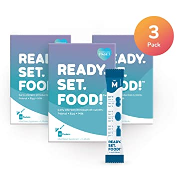 Early Allergen Introduction by Ready, Set, Food! | Add to