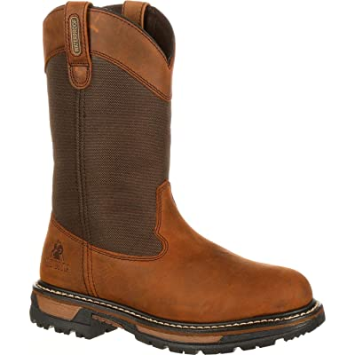 Rocky Men's Original Ride Work Boot | Industrial & Construction Boots