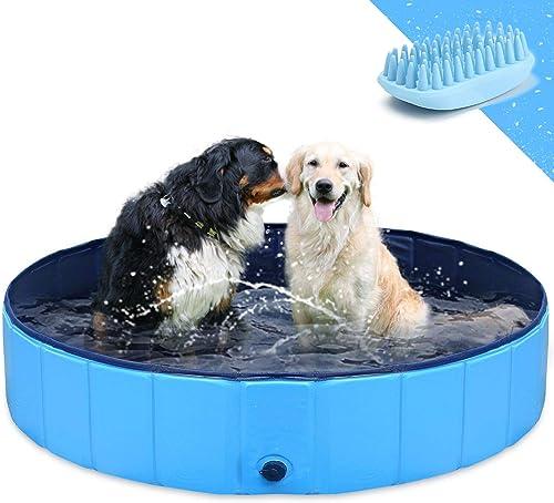 GoStock-Hundepools-Schwimmbecken-Faltbarer