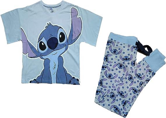 Juego de pijama para niñas o mujeres de Disney Lilo y Stitch ...