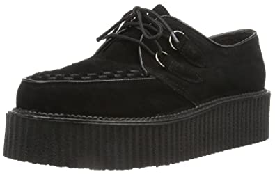 b932fac441913 Pleaser Demonia Men's Creeper 402S Lace-Up