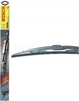 Bosch 3397118420 Twin 550 - Limpiaparabrisas (2 unidades, 550 mm): Amazon.es: Coche y moto