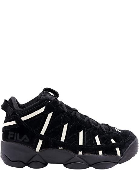 8da03c75b874 Fila Men s Spaghetti Hightop Basketball Shoes Sneakers  Buy Online at Low  Prices in India - Amazon.in