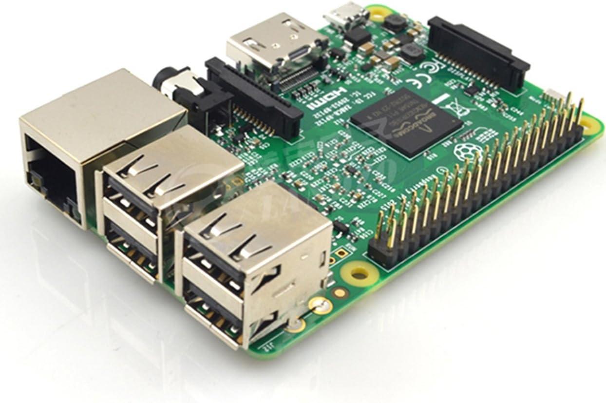 Amazon.com: Raspberry Pi 3 Model B Board: Computers & Accessories