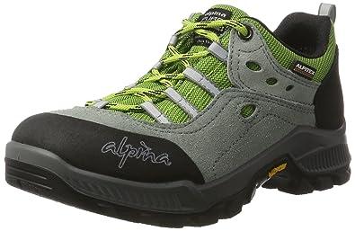 Femme 680376 Alpina Chaussures de Randonnée Basses Rw4XSqZ
