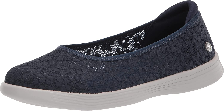 Skechers Women's Baltimore Mall On-The-go Dreamy Sale price Crochet Ballet Flat