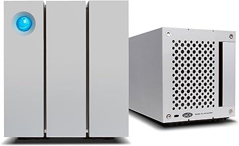 LaCie 2 Big Thunderbolt 2, USB 3.0, 16 TB Escritorio Unidad de ...