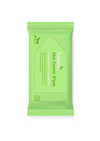 Cutania VN-1026 Skincontrol Wipes Toallitas Dermatológicas: Amazon.es: Productos para mascotas