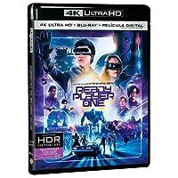 Ready Player One (4K Ultra HD + Blu-ray) [Blu-ray]